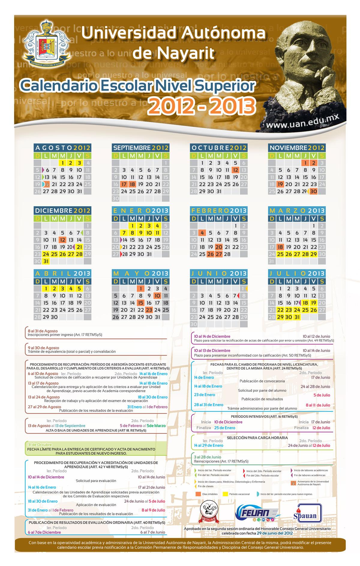 De La  Ision Especial Del Calendario Escolar 2013 2014 Calendario