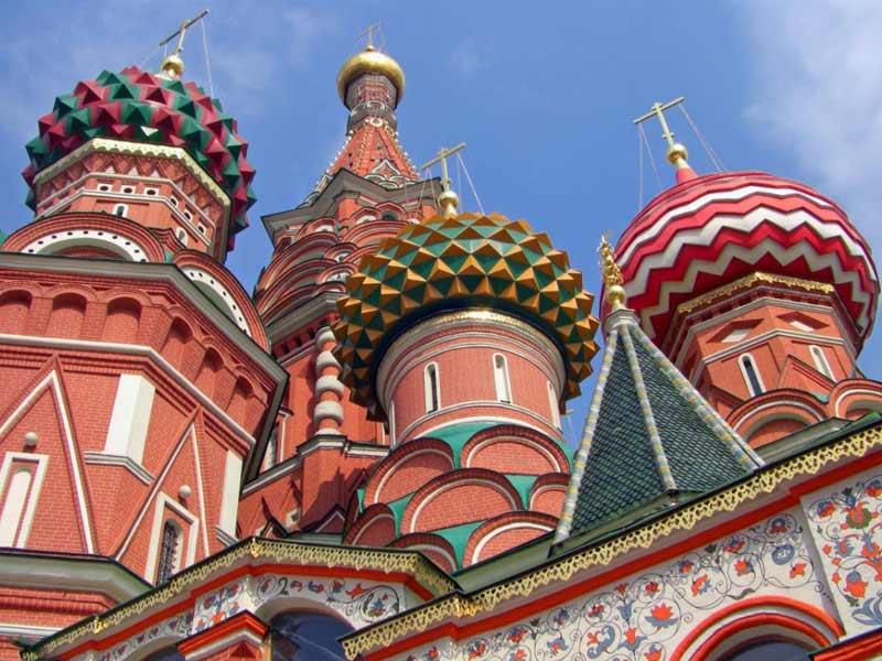 El clero destacado ruso