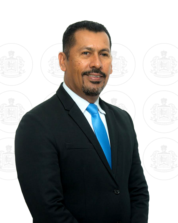 MCA. Efraín Barrios Castañeda